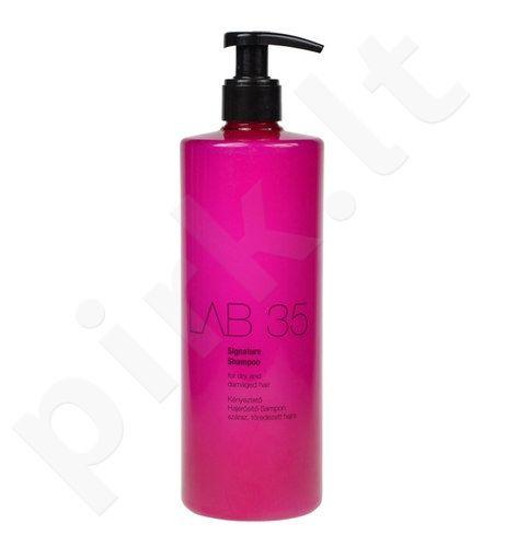 Kallos Lab 35 Signature šampūnas, kosmetika moterims, 500ml