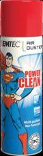 Suspausto oro valiklis Emtec, 400 ml, Dugnu į viršų, | Superman|