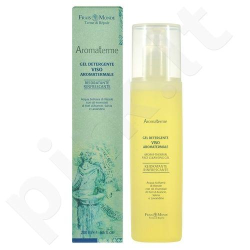 Frais Monde Aromaterme Moisturizing Face valomoji želė, kosmetika moterims, 200ml