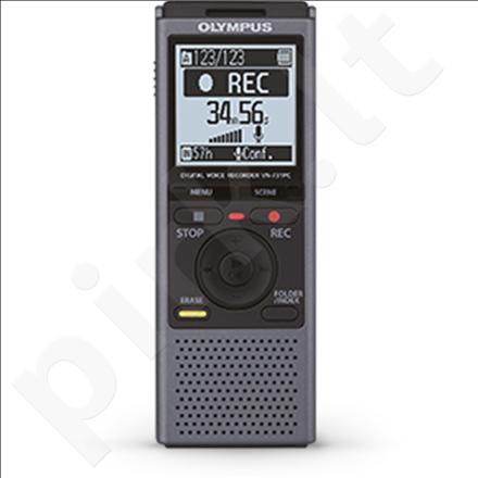 Olympus VN-731PC Digital Voice Recorder (black)