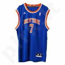 Marškinėliai krepšiniui Adidas Replica New York Knicks Carmelo Anthony M L71409