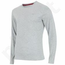 Marškinėliai 4f M H4Z17-TSML001 pilkas