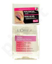 L´Oreal Paris Skin Perfection Micellar gelis akių makiažo valiklis, kosmetika moterims, 125ml