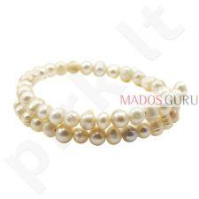 Perlų apyrankė P1444
