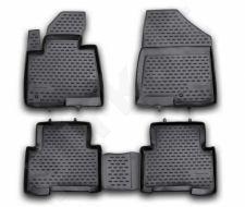 Guminiai kilimėliai 3D HYUNDAI Santa Fe 2012->, 4 pcs. /L27059