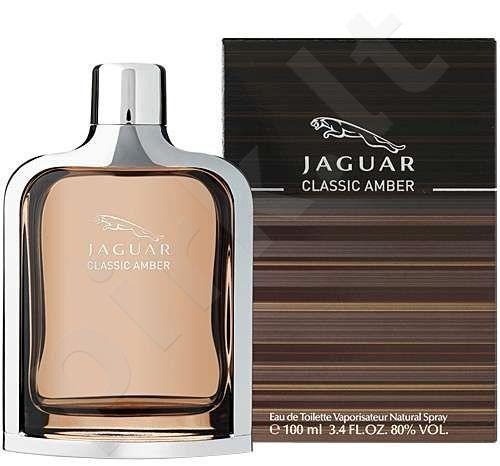 Jaguar Classic Amber, tualetinis vanduo vyrams, 100ml