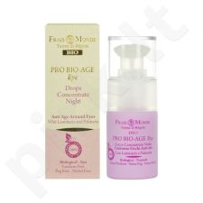 Frais Monde Pro Bio-Age Eye Drops Night Concentrate, kosmetika moterims, 15ml