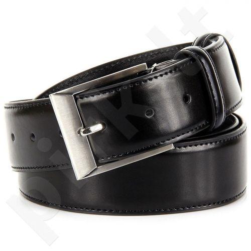 BREMI PS68 juodos spalvos vyriškas diržas