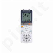 Olympus VN-7800 Digital Voice Recorder, 4GB internal memo, non PC model, inc. Batteries and Case