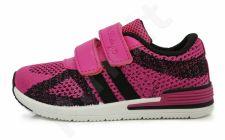 D.D. step rožiniai sportiniai bateliai 26-31 d. csg-079dm