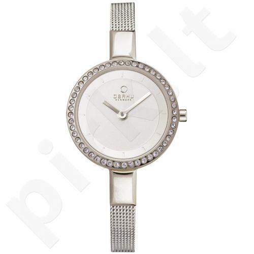 Moteriškas laikrodis OBAKU OB V129LECIMC