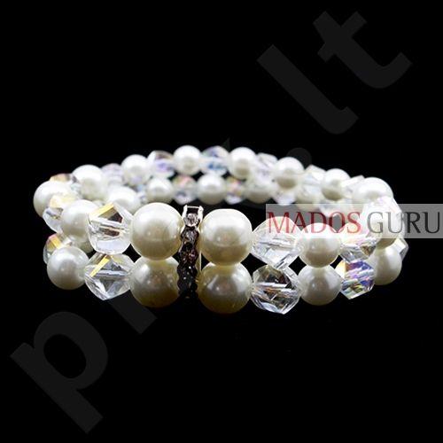 Perlų apyrankė P1448