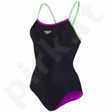 Maudymosi kostiumėlis Speedo Thinstrap Muscleback W 8-05403B134