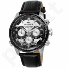 Vyriškas laikrodis BISSET World Time BSCE87SISB05AX