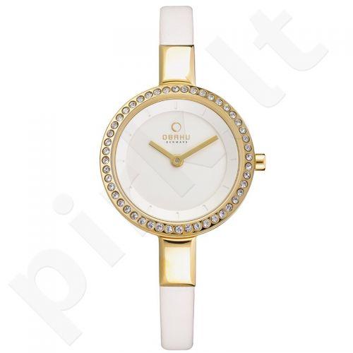 Moteriškas laikrodis OBAKU OB V129LEGIRW