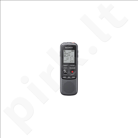 Sony ICD-PX240 Digital Voice Recorder 4GB