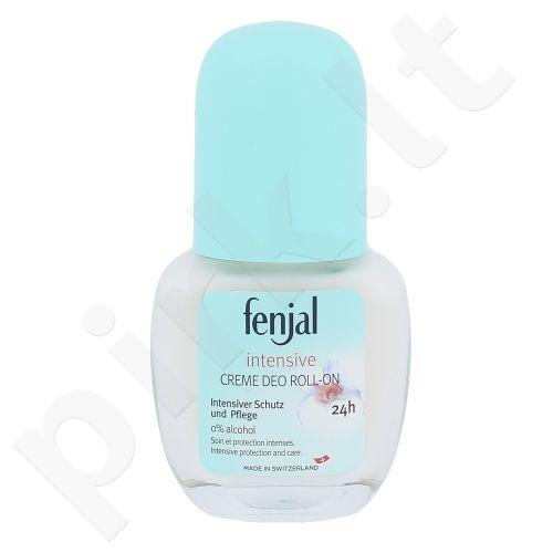 Fenjal intensyvus kreminis dezodorantas 24H, kosmetika moterims, 50ml
