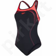 Maudymosi kostiumėlis Speedo Fit Kickback W 8-10367B079