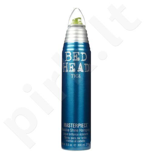 Tigi Bed Head Masterpiece Shine Hairspray, 340ml, moterims