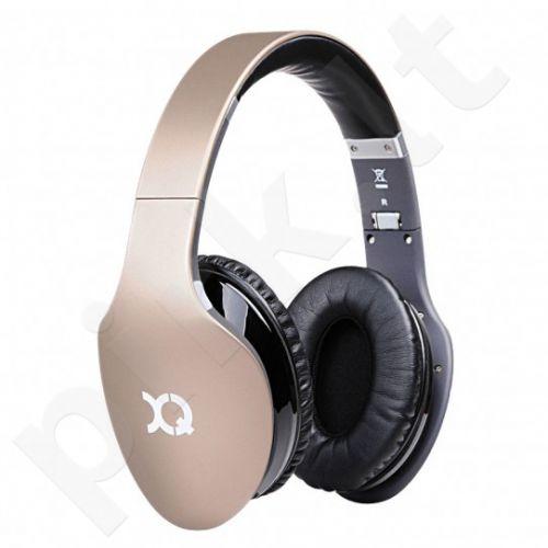 XQISIT LZ380 BT ausinės, auksinės mat.