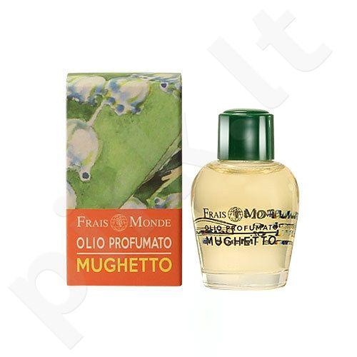 Frais Monde Lily Of The Valley Perfumed Oil, parfumuotas aliejus moterims, 12ml
