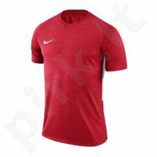 Marškinėliai futbolui Nike NK Dry Tiempo Prem Jsy SS M 894230-657