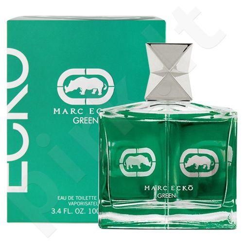 Marc Ecko Green, tualetinis vanduo (EDT) vyrams, 100 ml
