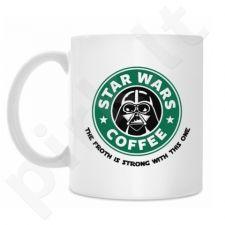 "Puodelis ""Star wars coffee"""