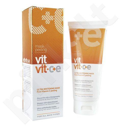 Diet Esthetic Vit Vit C+ E Peeling Mask, kosmetika moterims, 100ml