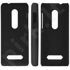 Nokia 206 Asha dėklas COEgo juodas