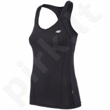 Marškinėliai 4f W T4L16-TSDF005 juoda