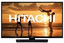 Televizorius Hitachi 39HB4C01 39 (99 cm), HD, 1366 x 768 pixels, DVB-T/C, Juodas