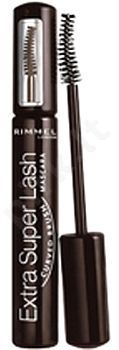 Blakstienų tušas Rimmel London Mascara Extra Super Lash Curved Brush, 8ml
