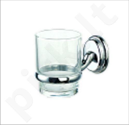 Stiklinė su laikiliu 6014