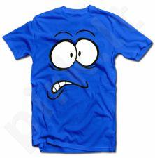 """Marškinėliai """"Išsigandęs veidukas"""""""