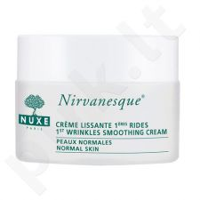 Nuxe Nirvanesque 1st Wrinkles Smoothing kremas, kosmetika moterims, 50ml