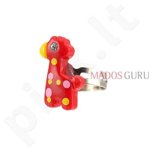 """Vaikiškas žiedas """"Žirafa"""" Z550"""