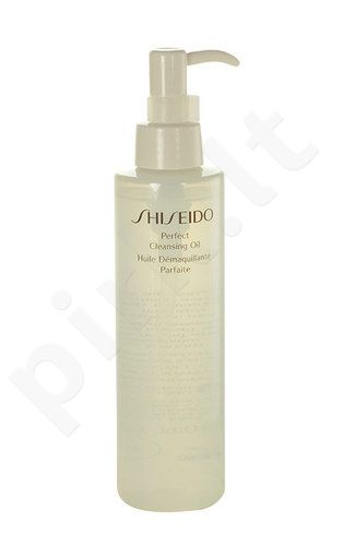 Shiseido Perfect Cleansing Oil, kosmetika moterims, 180ml