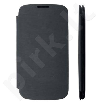 Samsung Galaxy Trend dėklas book Ego juodas