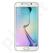 Telefonas Samsung Galaxy S6 EDGE 64GB G925FZWE baltas
