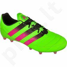 Futbolo bateliai Adidas  ACE 16.1 FG/AG M Leather AF5099