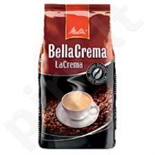 Kavos pupelės MELITTA LaCrema 1kg.