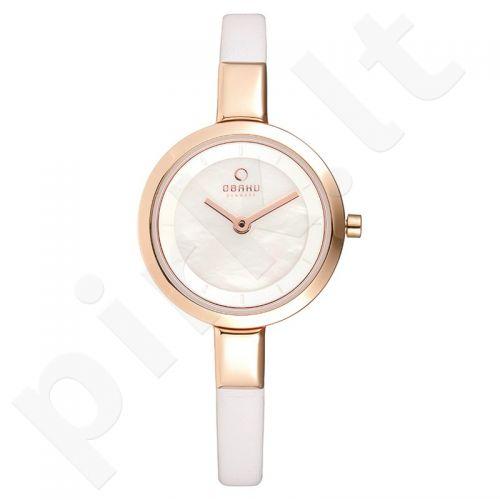 Moteriškas laikrodis OBAKU OB V129LXVWRW
