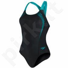 Maudymosi kostiumėlis Speedo Sports Logo Medalist W 8-09689B146