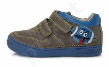 Auliniai D.D. step pilki batai 25-30 d. 040406m