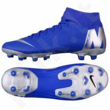 Futbolo bateliai  Nike Mercurial Superfly 6 Academy FG/MG M AH7362-400