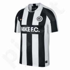 Marškinėliai futbolui Nike F.C. Home M AH9510-100