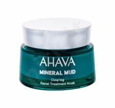 AHAVA Mineral Mud, Clearing, veido kaukė moterims, 50ml