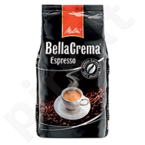 Kavos pupelės MELITTA Espresso 1kg.