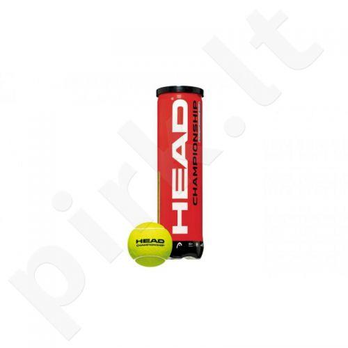 Teniso kamuoliukai Head Championship 4 vnt